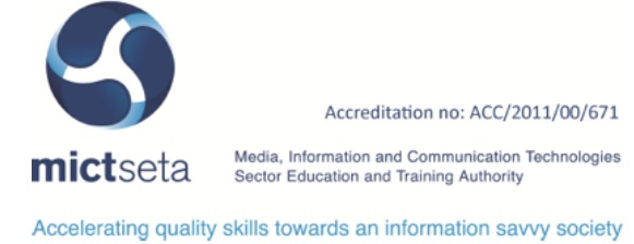 MICT SETA Accreditation Number - Neo Technologies