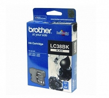 <p>Brother Black Inkjet Cartridge LC38BK</p>