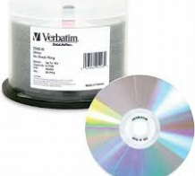 <p>Verbatim DVD-R (SHINY SILVER) 16X (SPINDLE) 4.7GB 50PACK</p>