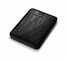 <p>Western Digital 1TB My Passport Ultra Titanium HDD</p>