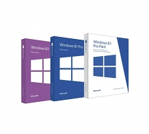<p>Microsoft Windows 8.1 Professional Pack - FPP</p>