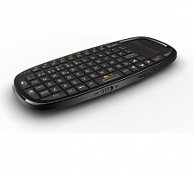 <p>Zoweetek 70-Key Ultrathin Mini Wireless Keyboard with Flip Touchpad</p>