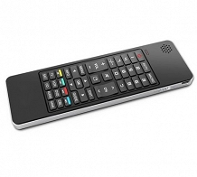 <p>Multimedia Wireless Keyboard with 6-Axis Gyro Fly Mouse &amp; IR Remote Control</p>