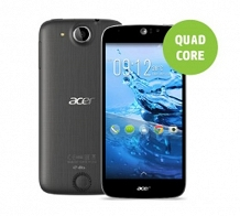 <p>Acer Smartphone Liquid Jade Z Quad Core Protective Cover Included</p>