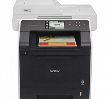 <p>Brother Multi Function Colour Printer Wireless MFC-L8850CDW</p>