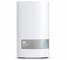 <p>Western Digital My Cloud Mirror 4TB</p>